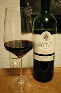 Le temps d'une Soleillade - in der Flasche und im Glas